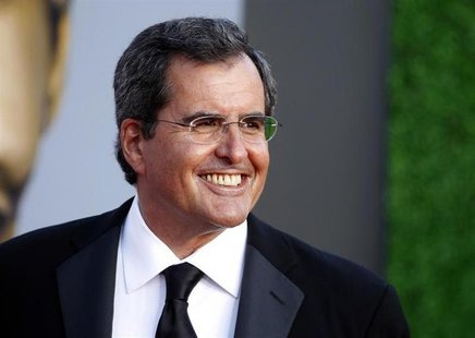 Peter Chernin, Founder, Chernin Entertainment, Inc., poses at the BAFTA Brits to Watch event in Los Angeles, California July 9, 2011. REUTER