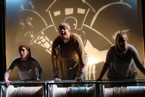 National Players in a production of Animal Farm - KELO file photo