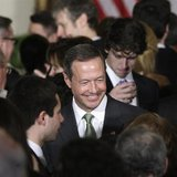 Maryland Governor Martin O'Malley (D-MD) attends a St. Patrick's Day reception at the White House in Washington, March 19, 2013. REUTERS/Jon