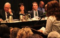 WTAQ at Joint Finance Committee Budget Listening Session at Lambeau Field 17