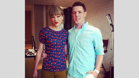 Image courtesy of Facebook.com/pages/Taylor-Swift-Go-to-Prom-with-Kevin-Mcguire (via ABC News Radio)