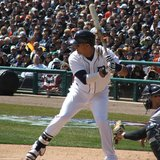Detroit Tigers DH Victor Martinez