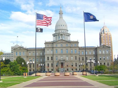 Michigan's capitol