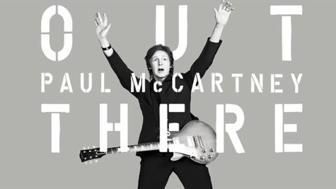 Image courtesy of PaulMcCartney.com (via ABC News Radio)