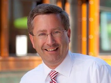 Sioux Falls Mayor Mike Huether - KELO file photo