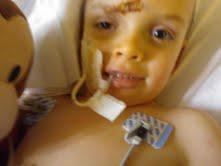 Jordan Dixon at St. Joseph's Hospital