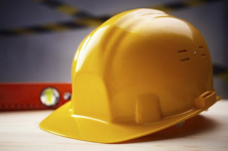 construction hard hat