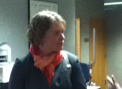 State Representative Mandy Wright (D) Wausau.