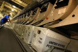 postal mail sorting