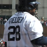 Detroit Tigers first baseman Prince Fielder