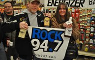 Jesse James Dupree American Outlaw Bourbon signing 26