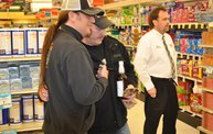 Jesse James Dupree American Outlaw Bourbon signing 24