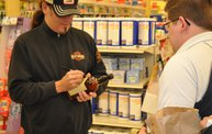 Jesse James Dupree American Outlaw Bourbon signing 23