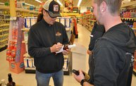 Jesse James Dupree American Outlaw Bourbon signing 19