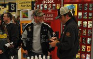 Jesse James Dupree American Outlaw Bourbon signing 14