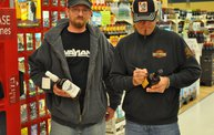 Jesse James Dupree American Outlaw Bourbon signing 10