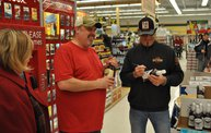 Jesse James Dupree American Outlaw Bourbon signing 1