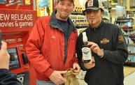 Jesse James Dupree American Outlaw Bourbon signing 28