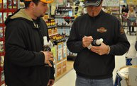 Jesse James Dupree American Outlaw Bourbon signing 21
