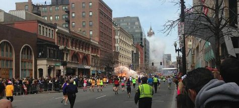BOSTON BLAST COURTESY FOX NEWS