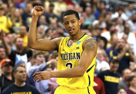 Trey Burke makes his decision, he is NBA bound.  Jim Young/Reuters