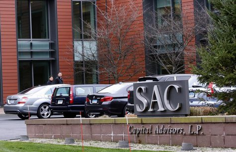 An exterior view of the headquarters of SAC Capital Advisors, L.P. in Stamford, Connecticut, in this picture taken December 13, 2010. REUTER