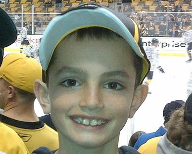 Martin Richard, who was killed in the Boston Marathon attacks, is shown in this undated family handout photo released on April 16, 2013. REU