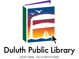Duluth library logo