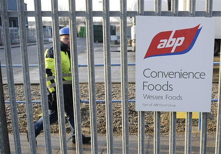 The ABP foods Dalepak Hambleton factory at Leeming Bar industrial estate, is seen in Northallerton, northern England January 16, 2013. REUTE