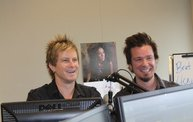 Subway Fresh Faces of Country @ Y100 :: Meet Parmalee 26