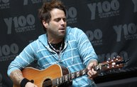 Subway Fresh Faces of Country @ Y100 :: Meet Parmalee 9