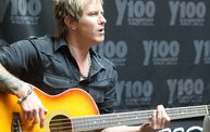 Subway Fresh Faces of Country @ Y100 :: Meet Parmalee 8