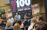 Subway Fresh Faces of Country @ Y100 :: Meet Parmalee: Cover Image