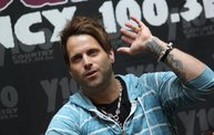 Subway Fresh Faces of Country @ Y100 :: Meet Parmalee 13