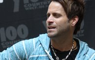 Subway Fresh Faces of Country @ Y100 :: Meet Parmalee 20