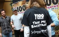 Subway Fresh Faces of Country @ Y100 :: Meet Parmalee 30