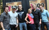 Subway Fresh Faces of Country @ Y100 :: Meet Parmalee 27