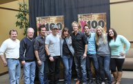Subway Fresh Faces of Country @ Y100 :: Meet Parmalee 3