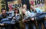 Subway Fresh Faces of Country @ Y100 :: Meet Parmalee 2