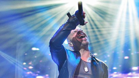 Image courtesy of Facebook.com/Daughtry (via ABC News Radio)