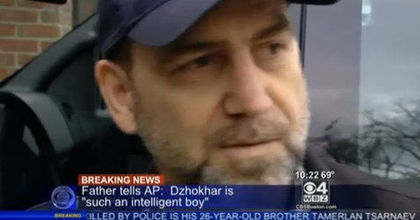 Boston bombing Uncle Alvi Tsarni of suspects