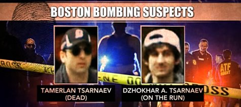 WATCH LIVE: Press conference on latest in Boston Marathon bombing manhunt