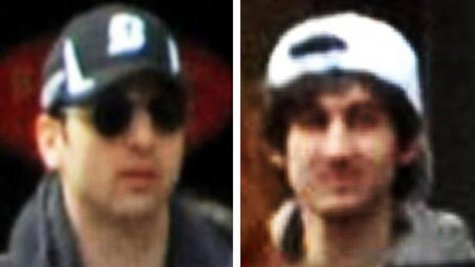 The suspects in the Boston Marathon bombing (Reuters)