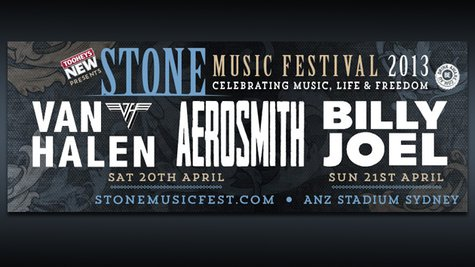 Image courtesy of Facebook.com/StoneMusicFest (via ABC News Radio)