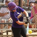 UW Stevens Point Softball vs. Luther.  Photo courtesy UWSP Athletic Department.