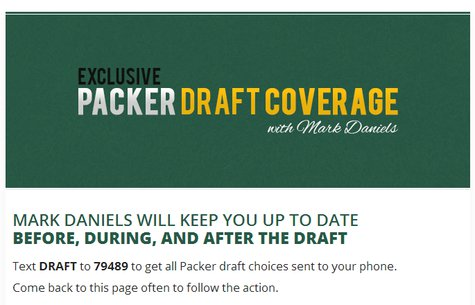 Packer Draft Coverage