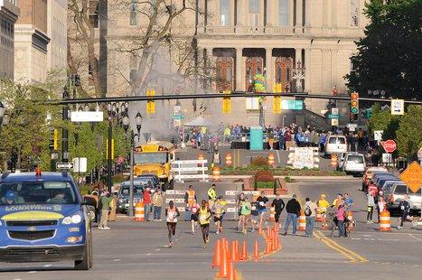 Lansing Marathon