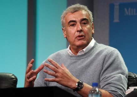 "Marc Lasry, chairman and CEO and co-founder, Avenue Capital Group takes part in a panel discussion titled ""Alternative Investments: Where Do"