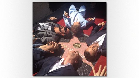Image courtesy of Facebook.com/BackstreetBoys (via ABC News Radio)