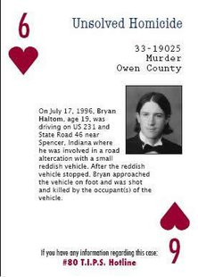 Owen County Cold Case